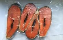 Продажа свежемороженых рыбных стейков