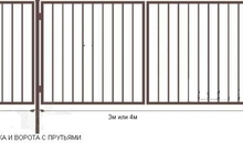 Продаем Ворота садовые и калитки