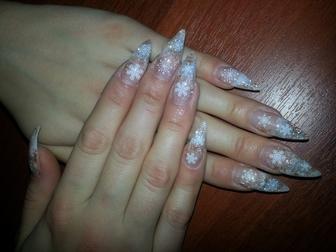 Просмотреть изображение  Наращивание ногтей 34600574 в Владимире