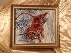 Смотреть изображение  Картина ручной работы (вышивка) 33503110 в Владивостоке