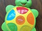 Интерактивная Игрушка Черепаха
