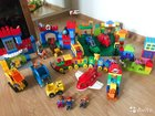 Lego duplo (9/10 наборов)