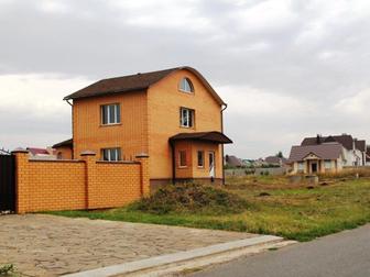 Скачать фотографию Продажа домов город Белгород, п, Новосадовый, Продам 2-этажный коттедж 145 м2 (кирпич), на участке 20 соток 32301616 в Белгороде
