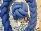 Бортик-косичка  подушка шар