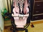 Foto в   Продаю детскую коляску для девочки, нежно в Волгограде 5500