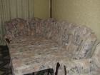 Изображение в Мебель и интерьер Мягкая мебель Продаю диван вместе с креслом в хорошем состоянии. в Волгограде 5000