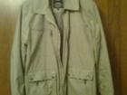 Изображение в Одежда и обувь, аксессуары Мужская одежда Продам  -мужскую, новую, демисезонную куртку, в Волгограде 1300