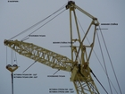 Новое изображение  Комплектующие стрелового оборудования крана КС-816 36613693 в Домодедово