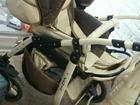 Смотреть фотографию Детские коляски Продаю коляску 2в1 в отличном состоянии 66359199 в Волгограде