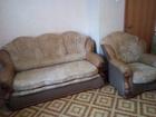 Увидеть изображение Мебель для гостиной ПРОДАМ ВЫКАТНОЙ ДИВАН И КРЕСЛО, КУХОННЫЙ СТОЛ, 80603553 в Волгограде