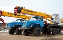 Автокран 14 и 16 тонн