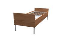 Кровати металлические для пансионата