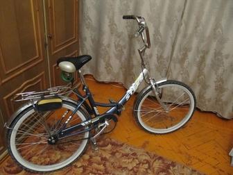 Скачать фото  транспортный складной велосипед 33713857 в Волгограде