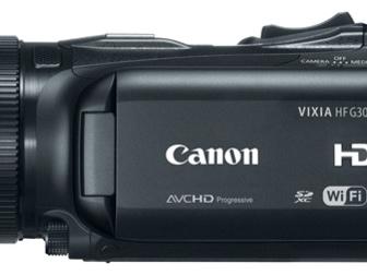 Свежее фотографию Видеокамеры Видеокамера Canon legria HF G30 34735358 в Волгограде