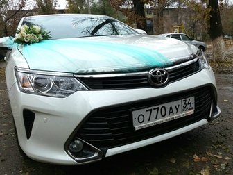 Просмотреть фотографию  Авто на свадьбу, Любые кортежи и украшения 37722024 в Волгограде