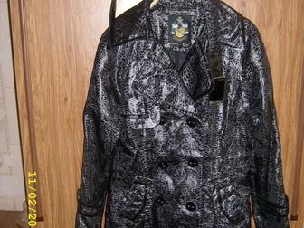 Новое изображение  Женский плащ 44 размера, 38438931 в Волгограде