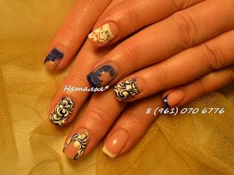 Просмотреть foto  Наращивание ногтей,ресниц,парикмахер,маникюр гель лак,шеллак акция, скидки! 38439766 в Волгограде
