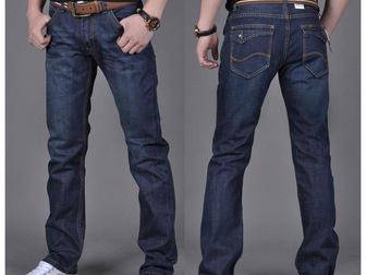 Свежее фото Мужская одежда Продам новую, мужскую, демисезонную куртку, джинсы 38553168 в Волгограде