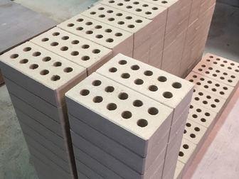 Просмотреть foto Строительные материалы Кирпич облицовочный, гиперпрессованный 40638039 в Волгограде