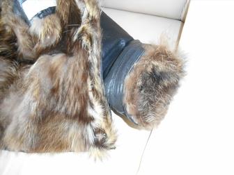 Просмотреть фото Дома Продаю зимнюю-кожаную куртку, (Италия) 48-50 41473137 в Москве