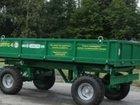 Свежее фото Трактор Прицеп самосвальный тракторный 2ПТС-6 33249694 в Вологде