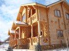 Скачать изображение Строительство домов Дом из строганного бревна 34015170 в Вологде