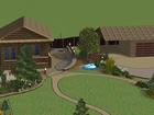 Уникальное фотографию Ландшафтный дизайн Ландшафтный дизайн, проектирование, 38802787 в Вологде