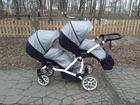 Увидеть изображение Детские коляски Универсальная детская коляска для двойни Bebbetto 38812104 в Вологде