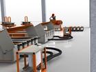 Скачать бесплатно фото Строительные материалы Технологическая линия по производству световых опор св 54438866 в Вологде