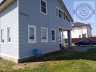 Продается новый двухэтажный каркасно-щитовой дом в Ананьино.