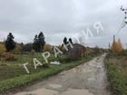 Продам земельный участок со срубом бани 6х4, размер всего до