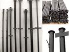 Просмотреть foto Строительные материалы столбы металлические для заборов 38839910 в Волоколамске