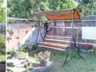 Скачать фотографию Строительные материалы Садовые, разборные качели с доставкой 38840006 в Волоколамске