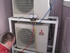 Просмотреть изображение Кондиционеры и обогреватели Ремонт холодильного оборудования и сплит-систем 53081821 в Волжском