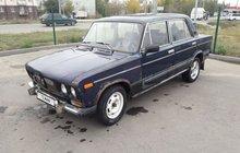 ВАЗ 2106 1.5МТ, 1985, седан