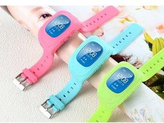 Увидеть foto  Baby Watch Детские часы c GPS, Доставка бесплатно! 34829914 в Волжском
