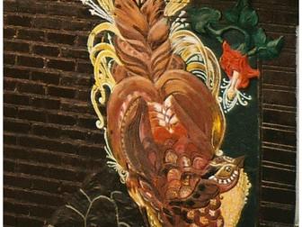 Смотреть фотографию Ландшафтный дизайн Художественная роспись стен, потолков, Барельефы, 35859560 в Волжском