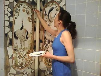 Уникальное foto Ландшафтный дизайн Художественная роспись стен, потолков, Барельефы, 35859560 в Волжском