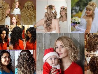 Увидеть фотографию  Свадебные, вечерние причёски 38405016 в Волжском