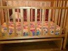 Фотография в   Продам детскую кроватку, маятник, с ортопедическим в Воронеже 3000