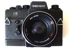 Новое изображение Фотокамеры и фото техника Фотоаппарат Зенит-18 37223870 в Воронеже