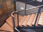 Фотография в   Лестницы на металлическом каркасе можно разделить в Воронеже 2500