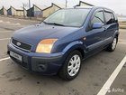 Ford Fusion 1.6МТ, 2008, 160000км