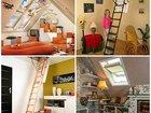 Мансардные окна и лестницы