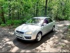 Ford Focus 1.6МТ, 2006, 233000км
