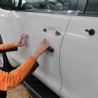 Бронировка автомобиля полиуретановой пленкой
