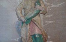 Гипсовые статуэтки 70 гг для коллекции