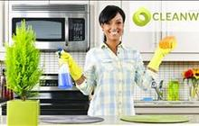 Онлайн-сервис клининговых услуг CleanWell в Воронеже