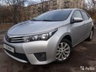 Toyota Corolla 1.6 МТ, 2013, седан