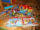 Изображение в Мебель и интерьер Мебель для детей Продам б/у конструкторы Мега блокс: гаражи в Зеленограде 4000